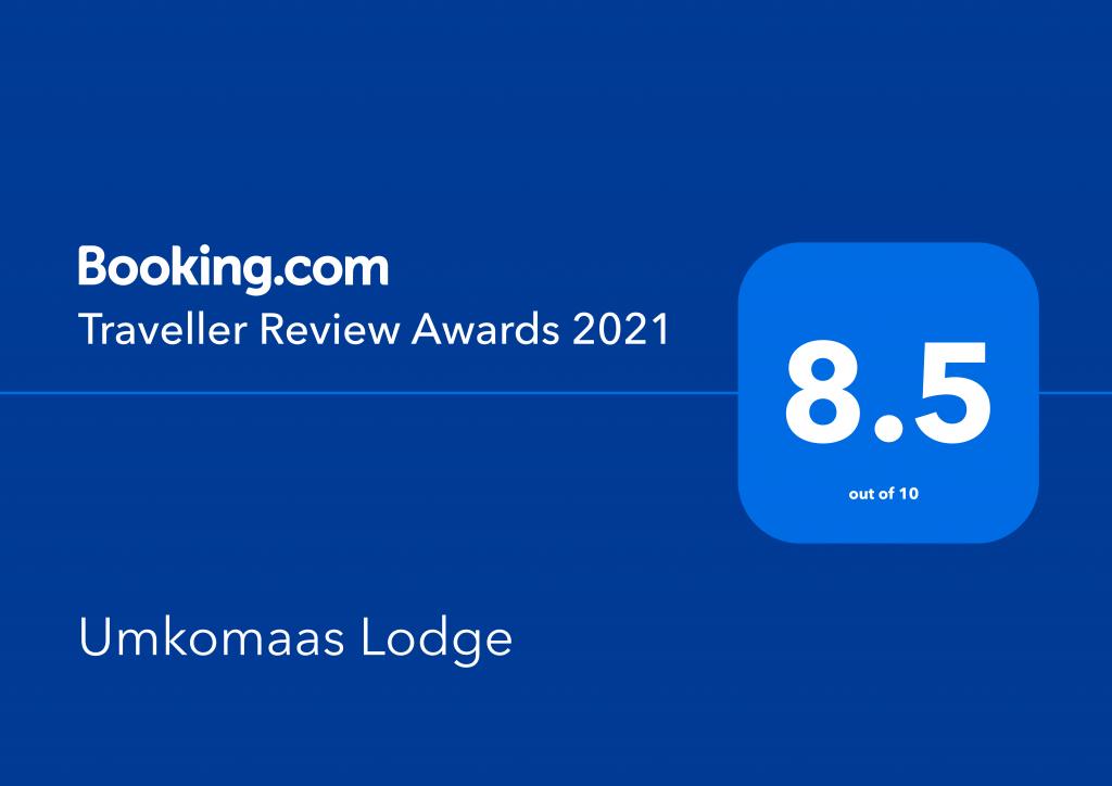 Booking.com Winner 2021